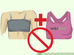 image titled safely bind your chest without a binder step 2