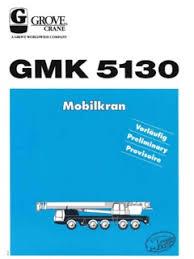 Grove Gmk5130 Specifications Cranemarket