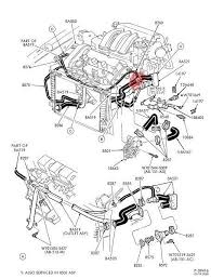 2002 mercury sable engine diagram explore wiring diagram on the net • crushed plastic t joint in coolant hose taurus car club of america rh taurusclub com 2002 mercury mountaineer 4 0 engine diagram 2002 mercury sable gs