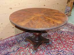 victorian english coffee table in