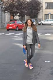 nike air max office. Sacha From The Stylingpot Does An Excellent Job Incorporating Her Air Maxs Into A Business-casual Outfit. For Those Of You Who Have More Laid Back Office Nike Max L