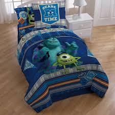 Monsters University Bedding Comforter Set, Full