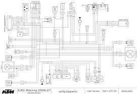 ktm 250 exc wiring diagram ktm wiring diagrams ktm 250 exc wiring diagram ktm wiring diagrams online