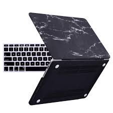 Designer Macbook Pro 13 Case Macbook Pro 13 Retina Case Marble Pattern Designer Hard Shell Rubber Coated Plastic Cover With Keyboard Skin Fits No Cd Drive Models A1425 A1502