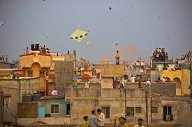 kite flying festival gujarat uttarayan makar sakranti festival  kite flying festival uttarayan makar sakranti festival