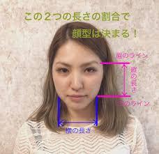 顔型で悩む女性へ似合う髪型の法則素敵女子のつくり方 卵型