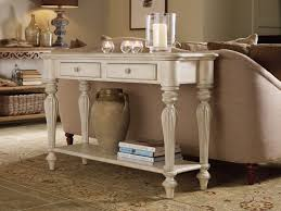 white console table with drawer. Image Of: White Sofa Table Decor Console With Drawer