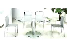modern dining table with bench. Kitchen Tables Near Me Modern Round Dining Glass Extendable Table With Bench