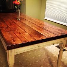 diy pallet table top best of farm table top and how to build a farmhouse table diy