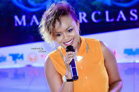 Image result for gorgeously dressed Kenyan Singer Amani