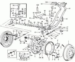 Ford tractor parts diagram ford tractor parts diagram parking brake