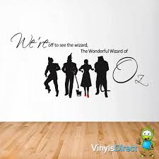 wizard of oz wall decals wizard of oz wall sticker group design
