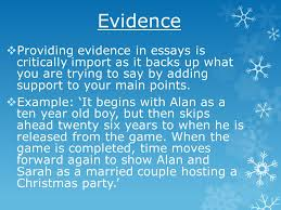 writing essay paragraphs ppt video online  evidence providing evidence in essays is critically import as it backs up what you are trying