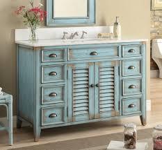 Amazoncom 46 Cottage look Abbeville Bathroom Sink vanity Model