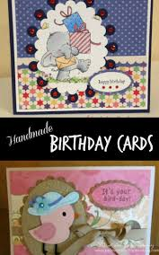 I Love You Crafts Handmade Birthday Cards Ps I Love You Crafts