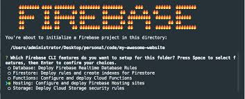 Part One: Angular with Firebase Hosting   Mode2