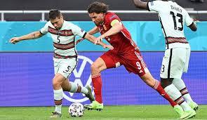 Adam szalai hat zu ende gekämpft und gebissen. Em 2021 Portugal Schlagt Gegen Ungarn Mit Cristiano Ronaldo Und Raphael Guerreiro Spat Zu Liveticker Zum Nachlesen