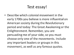 create a t chart on page of your composition book enlightenment  test essay