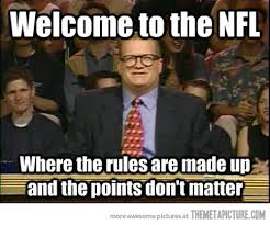 Welcome to the NFL... - The Meta Picture via Relatably.com