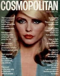 debbie harry cosmopolitan 1978