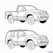 Pickup drawing at getdrawings free for personal use pickup
