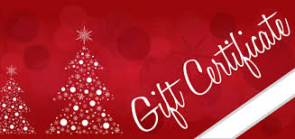 Holiday Gift Certificates Auto Detailing Gift Certificates The Perfect Holiday Gift