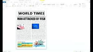 Newspaper Classified Ads Template Magazine Ad Template Word Flyer Fashion Design Templates