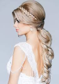 Photo Coiffure Mariage Glamour Coiffure Cheveux Long