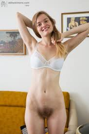 Blond hairy nude pictures