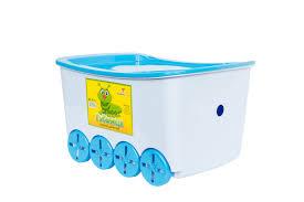 Купить <b>Контейнер для игрушек с</b> крышкой Гусеница с доставкой ...