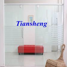 stacking sliding glass doors folding partition wall frameless sliding folding glass door double pane sliding glass door as2208
