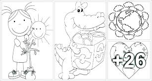 Printable Earth Day Coloring Pages Zupa Miljevcicom