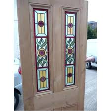 stained glass panels for front doors inspiration design stained glass front door design ideas decor image