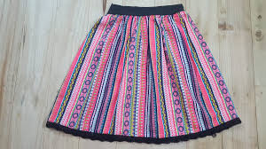 Simple Skirt Pattern Mesmerizing SEWING SIMPLE SKIRT WITH FREE PATTERN DressCrafts