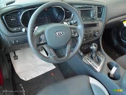 kia optima black interior. black interior 2012 kia optima sx photo 56057330