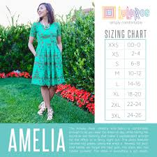 Lola Sizing Chart Lularoe Sizing Closer To The Heart Creations