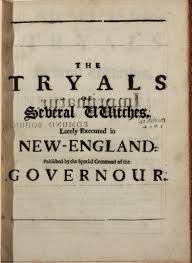 what caused the m witch trial hysteria of thesis thesis statement on m witch trials thesis amp essays umfcv ro slideplayer the m witch trials