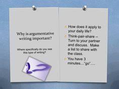 argumentative essay writing the writers workshop approach product writing an argumentative essay