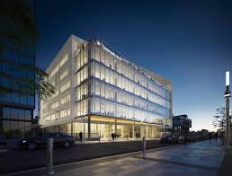 office building architecture. The Gowling Law Firm Will Lease Top Two Floors Of Building, Shown In Office Building Architecture