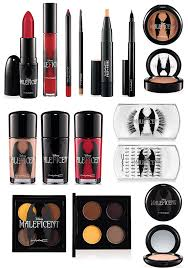 mac cosmetics has another hit collaboration with the maleficent which es to theaters tomorrow the line of course features maleficent s blood red