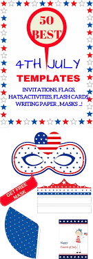 50 Diy Templates To Celebrate July Fourth With Your Kids