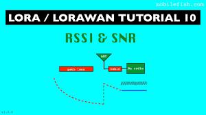 Rssi Chart Lora Lorawan Tutorial 10 Rssi And Snr