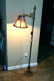antique brass floor lamp brass floor reading lamp vintage floor reading lamp floor lamps antique brass