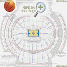 Bulls Seating Chart With Seat Numbers Madison Square Garden
