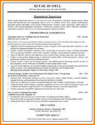 8 Piping Supervisor Resume Address Example