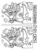 42 Kleurplaten Van Sinterklaas Puzzels