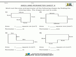 Perimeter Worksheets 5Th Grade Worksheets for all   Download and ...