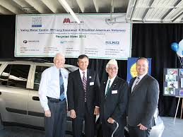 mercury donates vehicles to provide disabled veterans with reliable transportation