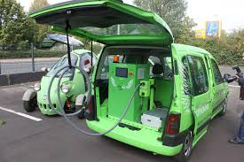 Angel Car World S First Mobile Charging Station For Electric Cars