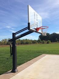 pro dunk hoops. Randy M\u0027s Pro Dunk Platinum Basketball System On A 50x40 In Yorkville, IL Traditional- Hoops R